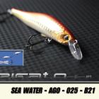 ARIGATO® - Leurres durs - SEA WATER-AGO-025 B21