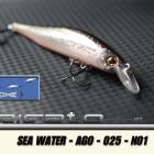 ARIGATO® - Leurres durs - SEA WATER-AGO-025 N01
