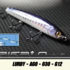 ARIGATO® - Leurres durs - LURDY-AGO-030 G12