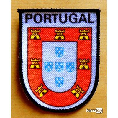 patch coudre cusson les armes du portugal r gionnaux 2574749. Black Bedroom Furniture Sets. Home Design Ideas