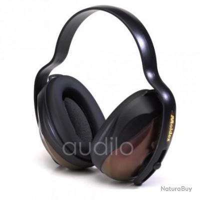Casque anti bruit chasse et tir passif moldex m2 6200 for Meilleur casque anti bruit passif