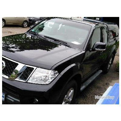 A Vendre Nissan Navarra King Cab SE Hard Top Portes Véhicules - 4x4 3 portes
