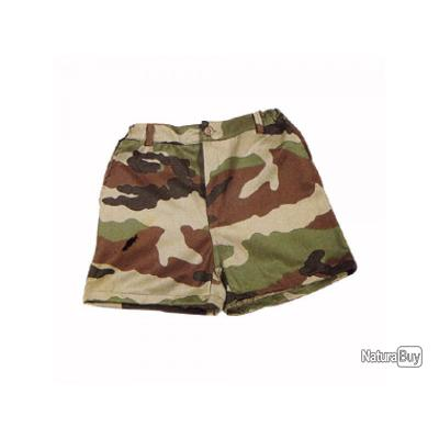 lot 2 shorts homme militaire arm e fran aise camouflage centre europe taille 92 46 shorts de. Black Bedroom Furniture Sets. Home Design Ideas