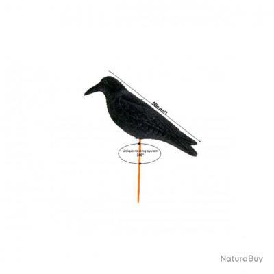 corbeau magnum debout formes plastiques 2639856. Black Bedroom Furniture Sets. Home Design Ideas