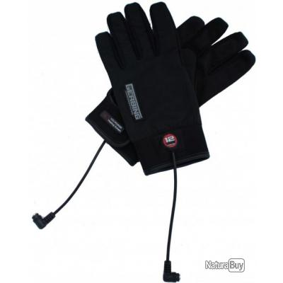 Sous gants chauffants Liner L12. Gerbing. XS Noir