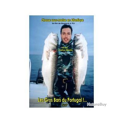 DVD Chasse sous marine en Atalantique avec Carlos Osorio