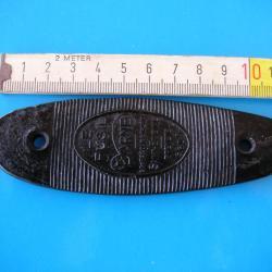 plaque de couche talon originale darne en corne 2 plaques de couche et sabots amortisseurs. Black Bedroom Furniture Sets. Home Design Ideas