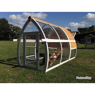 poulailler abri poule caille clapier poussin lapin pintade 13cl poulaillers clapiers. Black Bedroom Furniture Sets. Home Design Ideas