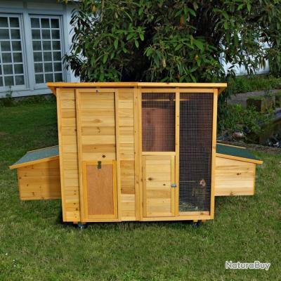 poulailler mobile abri poule caille clapier poussin lapin pintade 13cl poulaillers clapiers. Black Bedroom Furniture Sets. Home Design Ideas