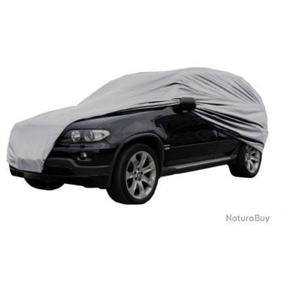 bache de voiture 4x4 monospace luxe 440 x185x145cm housses de siege et tapis de sol 2717158. Black Bedroom Furniture Sets. Home Design Ideas