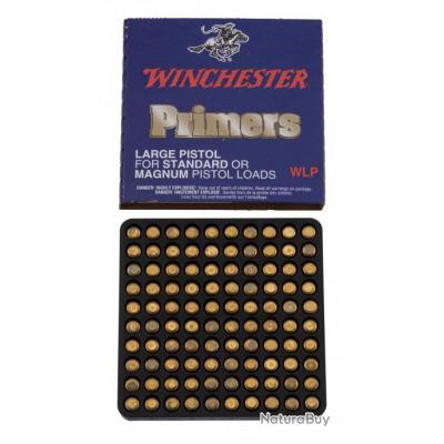 Amorces winchester large pistol