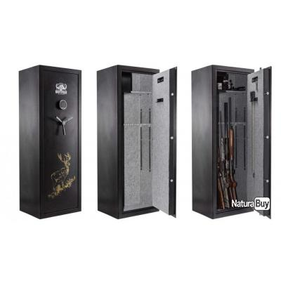 coffre armoire fusils electronique 14 armes digital buffalo premium nouveaut coffres forts. Black Bedroom Furniture Sets. Home Design Ideas