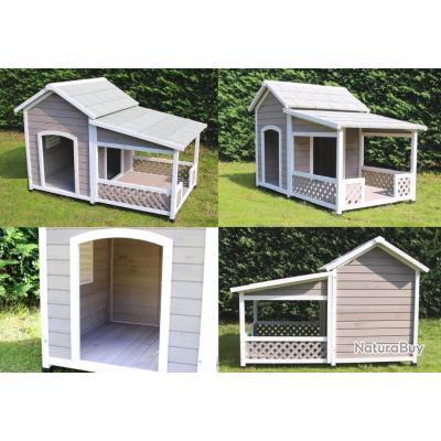 niche chien xxl terrasse abri chien neuf 13c niches. Black Bedroom Furniture Sets. Home Design Ideas