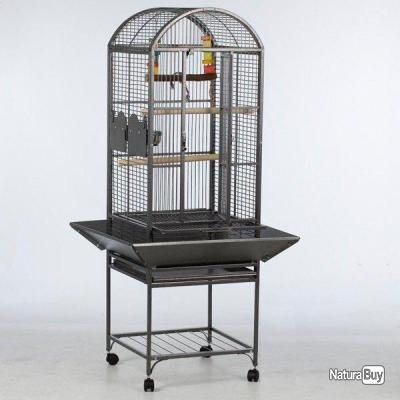 Cage perroquet cage gris du gabon amazone cacatoes NEUF 13O