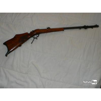 Carabine de salon armes militaires scolaires 22lr 6mn for Salon armes