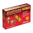 Cartouches Dupleks Dupo 20 cal.20/70 10 boites