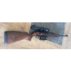 Carabine BROWNING  MARAL calibre 300 W MAG + LUNETTE