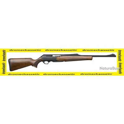Carabine Browning Bar MK3 Hunter avec bande de battue, cal 300 WM avec rail picatinny et mallette
