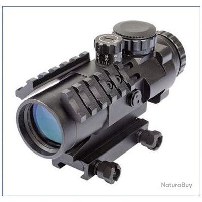 LUNETTE 4x32 TACTICAL PRISMATIC DIGITAL OPTIC
