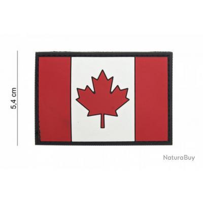patch drapeau canadien pvc