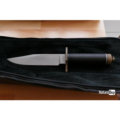 Couteau combat Vietnam Jimmy Lile (pre Rambo)