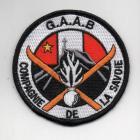 Ecusson gendarmerie GAAB