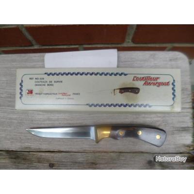 couteau de survie l 39 outilleur auvergnat couteaux droits et fixes 2786619. Black Bedroom Furniture Sets. Home Design Ideas