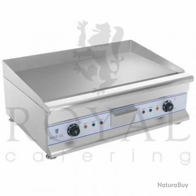 Grande plaque de cuisson grillades acier inox for Plaque de cuisson grande largeur