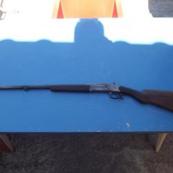 fusil saint etienne calibre 16 chien fusils mono canon 1 coup et chargeur 2898366. Black Bedroom Furniture Sets. Home Design Ideas