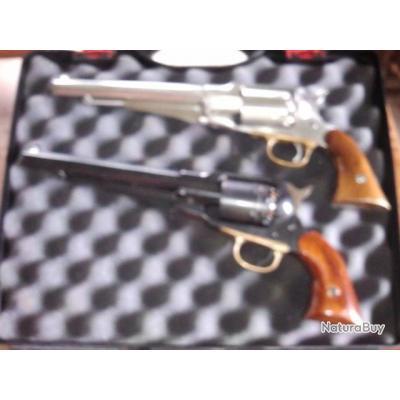 revolver 44 poudre noir