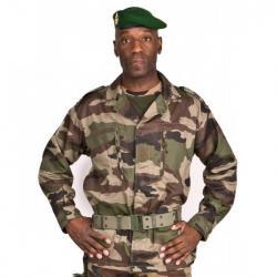 Veste treillis camo arm e croate type m65 us vestes - Treillis militaire occasion ...