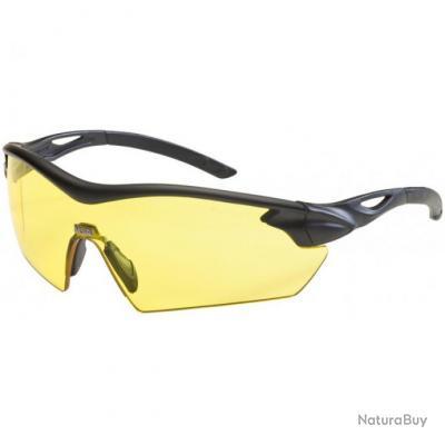 lunettes de protection balistique racers msa ecran ambre. Black Bedroom Furniture Sets. Home Design Ideas