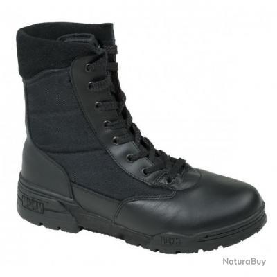 Taille 41 - Chaussures Rangers Magnum CLASSIC Cuir et Nylon ... e9be2b5d0668