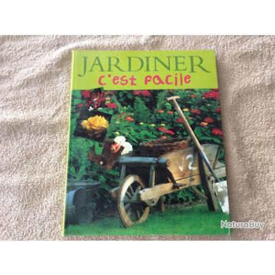 tr s beau livre jardiner c est facile livres sur les arbres et fleurs 2833396. Black Bedroom Furniture Sets. Home Design Ideas