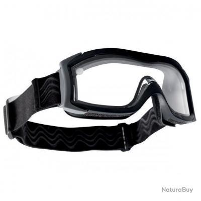 5ef4d269b10f22 Masque de Protection Bollé Tactical X1000 Noir - Lunettes et masques ...