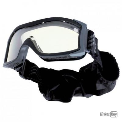 Masque de Protection Bollé Tactical X1000 Double Ecran – OBJET NON VENDU    VENTE TERMINÉE de8d2783c198