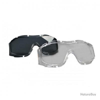1190ab9969edca Ecran RX Bollé X1000 Fumé - Lunettes et masques tactiques et ...