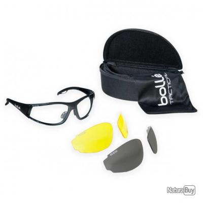 cea17212dba328 Lunettes de Protection Bollé Tactical Rogue - Lunettes et masques ...