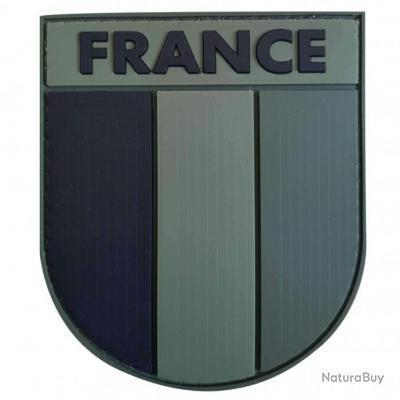 Insigne France 3D NB Vert