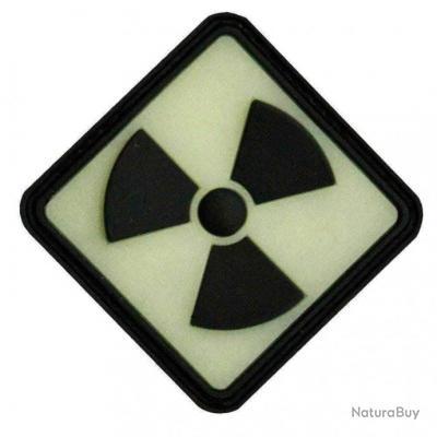 Morale patch Radioactive NB Fond Phosphorescent
