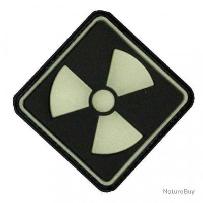 Morale patch Radioactive NB Phosphorescent