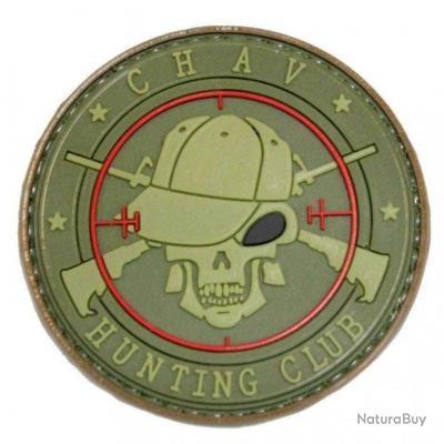 Morale patch Chav Hunting Club NB Vert