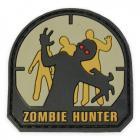 Morale patch 3D Zombie Hunter NB