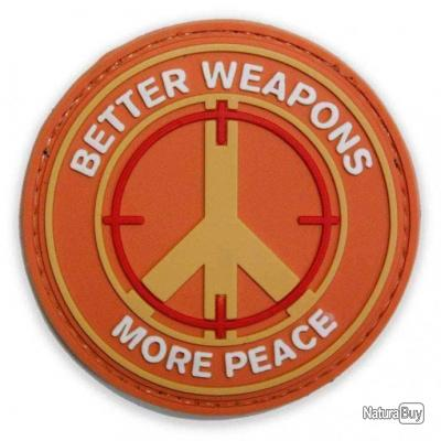 Morale patch Better Weapons NB