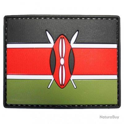 Morale patch Drapeau Kenya NB
