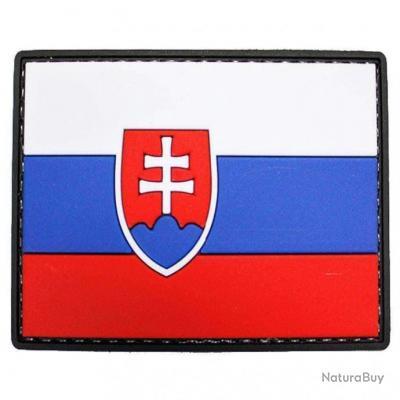 Morale patch Drapeau Slovaquie NB