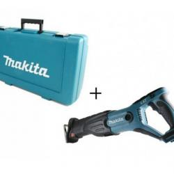 Makita scie sabre r cipro li ion 10 8v 2 batteries for Scie sabre 1510w avt makita jr3070ct