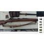 Magnifique Mauser G98B (dit mod�le de transition) en calibre d'origine.
