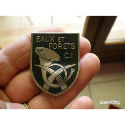 Insigne eaux et forets cote d 39 ivoire plaques de garde for Eaux et forets