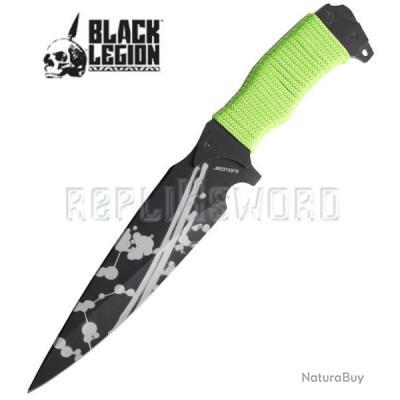 Couteau Black Legion BV184 United Cutlery Repliksword